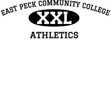 East Peck Community College (Black) by RoufXis