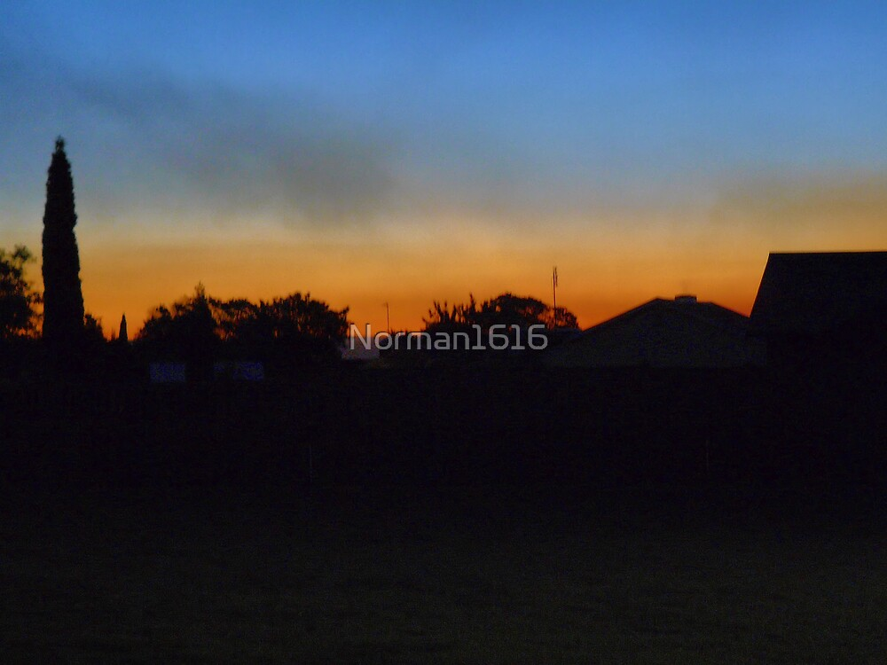 Last sunset 2007 by Norman1616