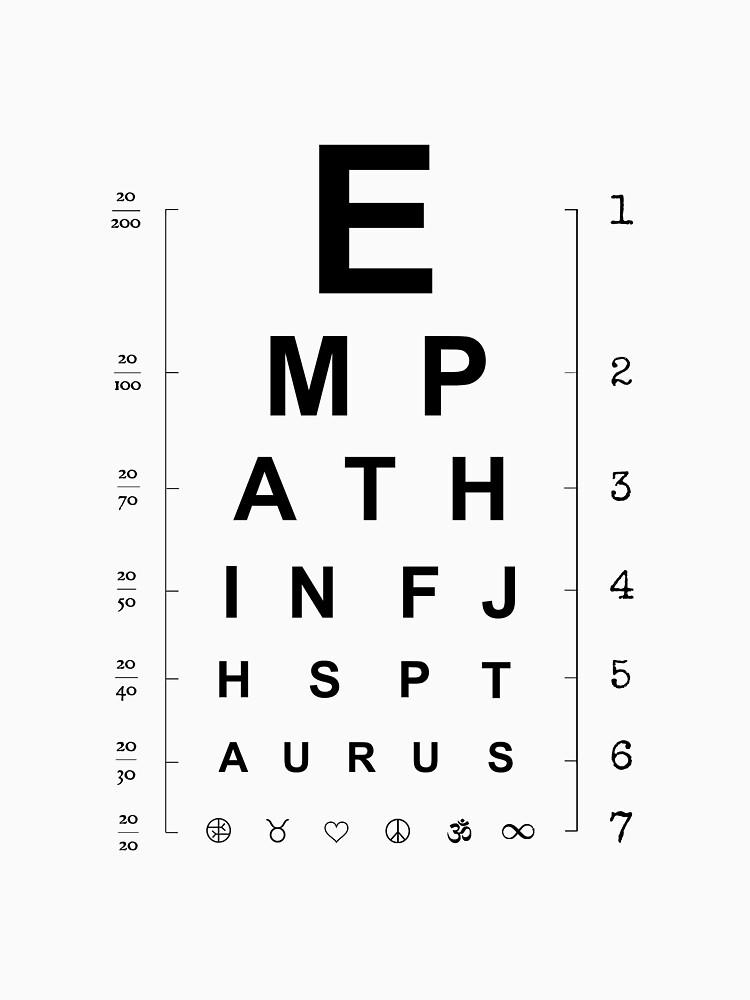 Empath INFJ HSP Taurus - Best Design by teerich