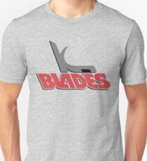 Kansas City Blades Unisex T-Shirt