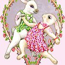 Rabbit Tango by didielicious
