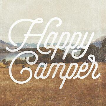 HAPPY CAMPER de cabinsupplyco