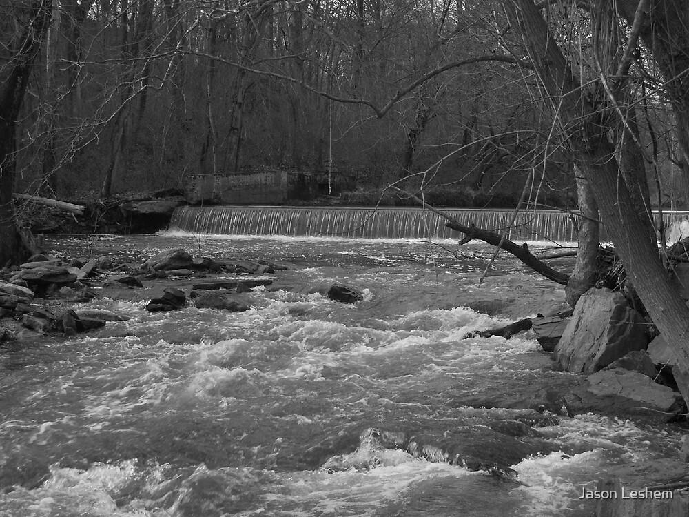 Wilmington Waterfall by Jason Leshem