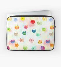 Cat confetti Laptop Sleeve