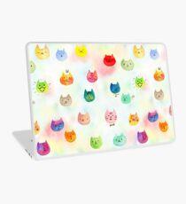 Cat confetti Laptop Skin