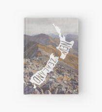 NEW ZEALAND Hardcover Journal
