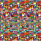 Flags of the World by shhevaun