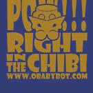 POW!!! Right in the Chibi: O'BOTs Love to Read! 1.0 by Carbon-Fibre Media