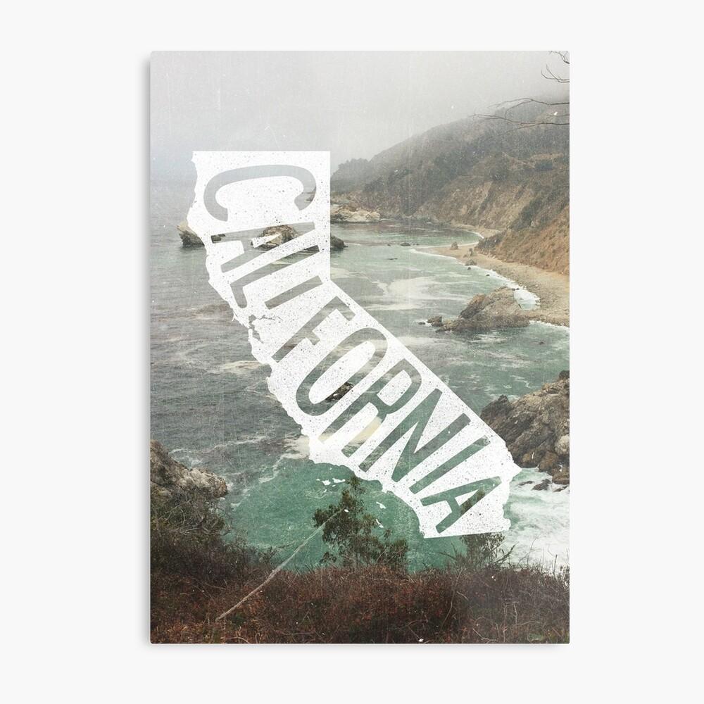 California Lámina metálica