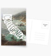 Kalifornien Postkarten