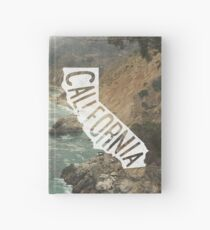 California Hardcover Journal