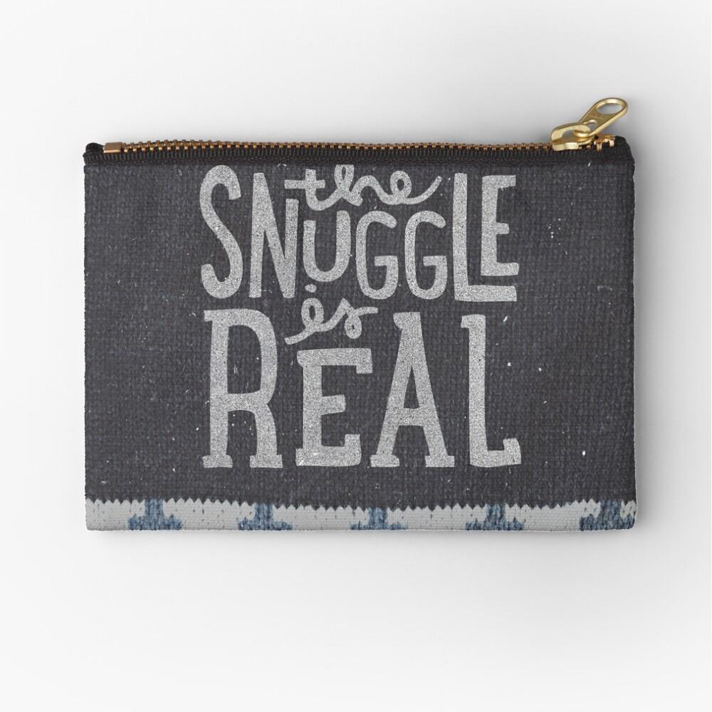 el SNUGGLE es REAL Bolsos de mano