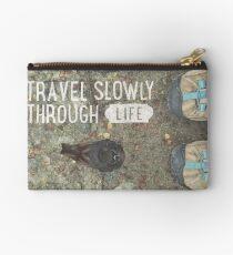 Bolso de mano Viajar despacio