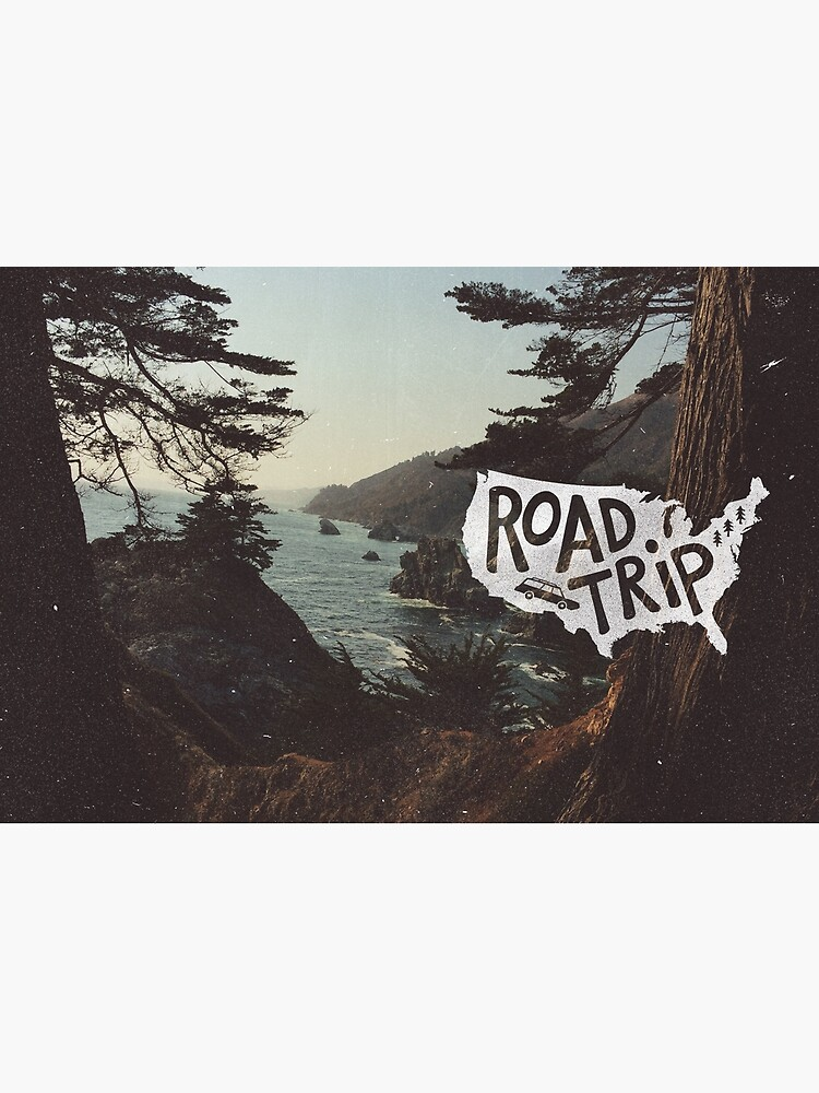Road Trip USA by cabinsupplyco
