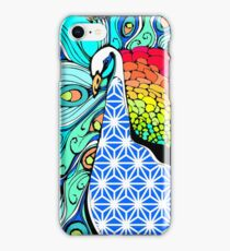Gypsy Peacock  iPhone Case/Skin