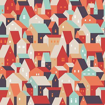 Little town. by shizayats