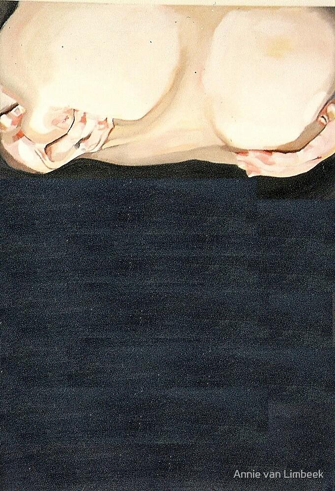 Self: Unsure Surely, 2007 by Annie van Limbeek