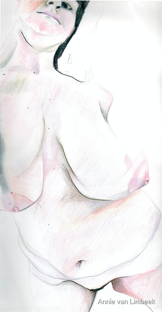 Untitled (Self: Study), 2007  by Annie van Limbeek