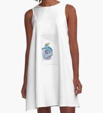 Finding Dori  A-Line Dress