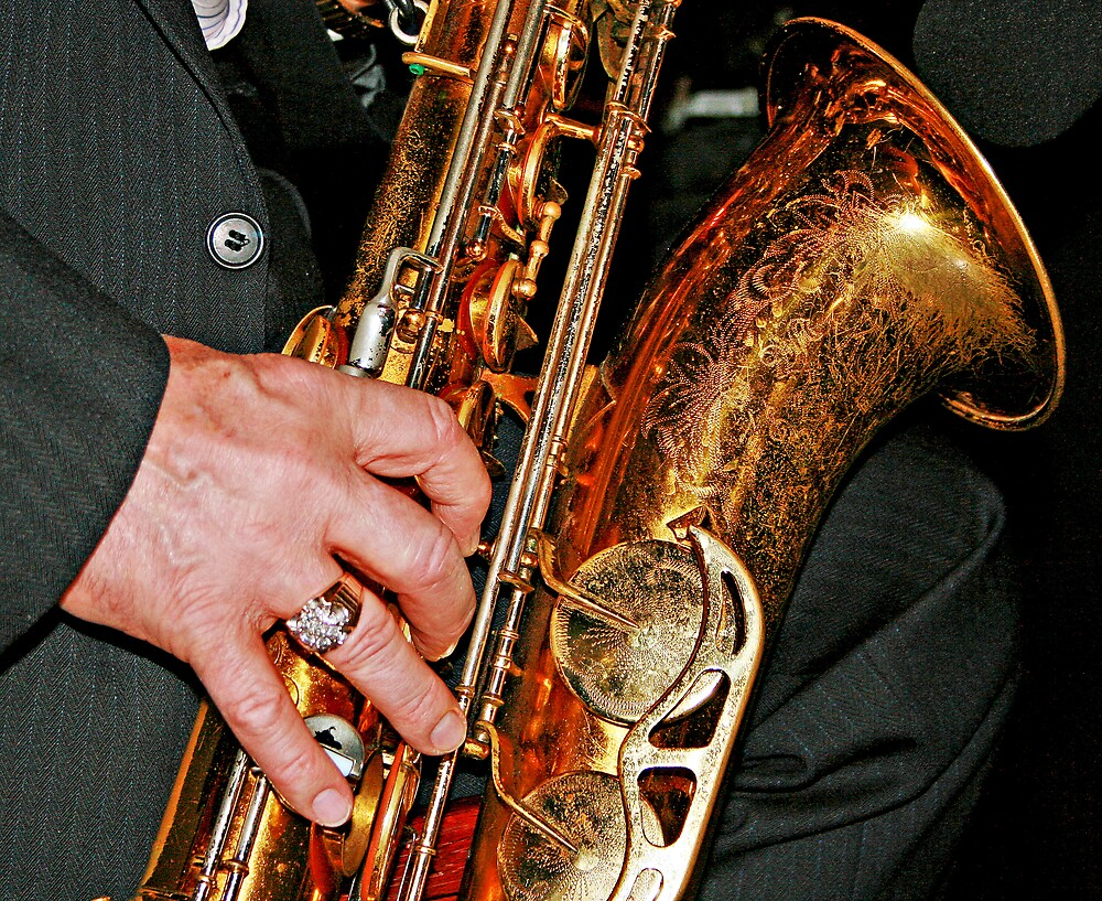 Its the Sax Man by Swede