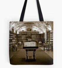 Strahov Monastery, Prague Tote Bag