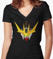 Barbatos Lupus Rex Women's Fitted V-Neck T-Shirt
