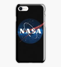 NASA Logo Star Map iPhone Case/Skin