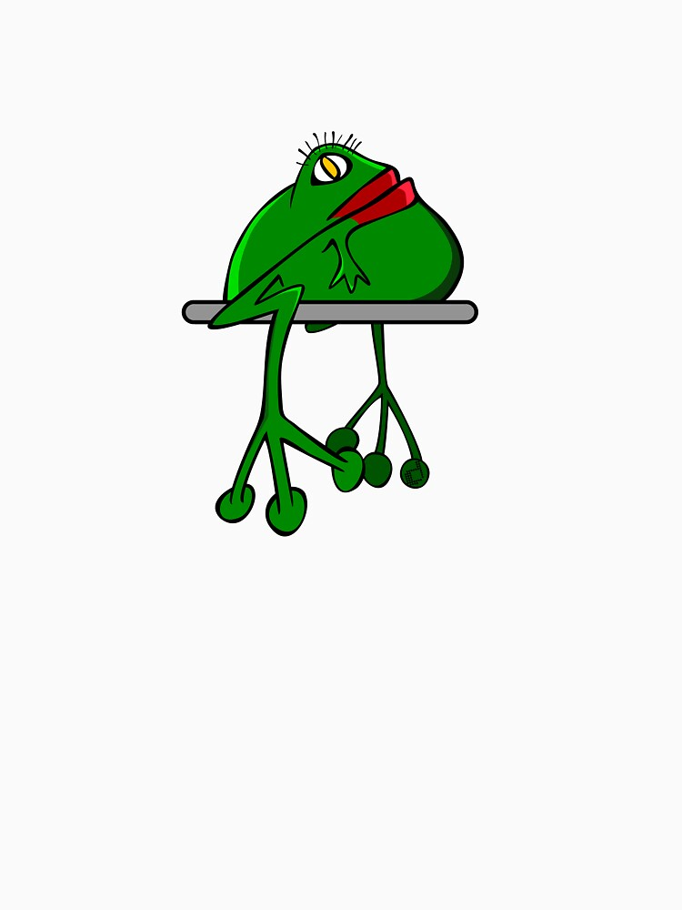 Fat Frog by DADSOLDAXE