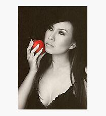 The Forbidden Fruit  Photographic Print