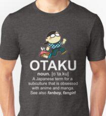 Otaku Japanese Subculture Obsessed with Anime Manga T-Shirt