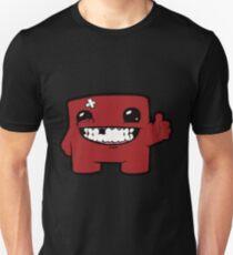 SuperMeatBoyThumbUp Unisex T-Shirt