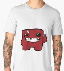 SuperMeatBoyThumbUp Men's Premium T-Shirt