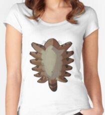 Catbus Totoro Studio Ghibli Design Women's Fitted Scoop T-Shirt