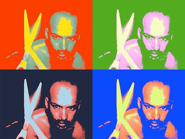 Atomik Warhol by atomikboy