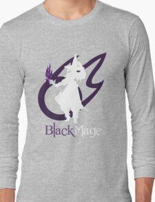 Black Mage - Final Fantasy XIV [black] Long Sleeve T-Shirt