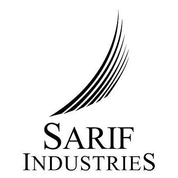 Sarif Industries - Black text by lonewolfsix