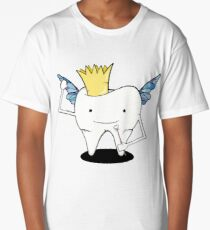Tooth Series - Guess Who? Tooth Fairy Long T-Shirt
