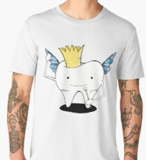 Tooth Series - Guess Who? Tooth Fairy Men's Premium T-Shirt
