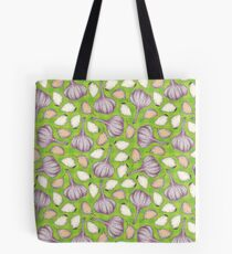 Garlic Geraldic Tote Bag
