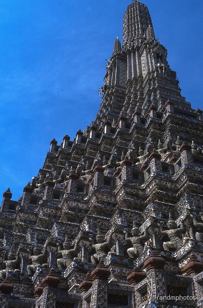 Bangkok Gothic by randmphotos