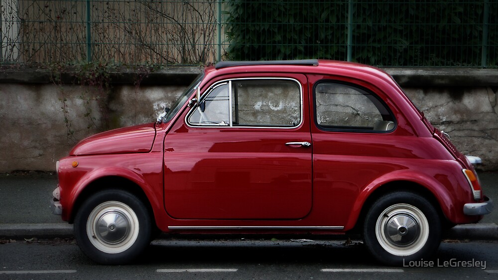 { new shiny car } by Louise LeGresley