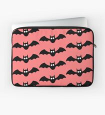 Pink Bat Laptop Sleeve