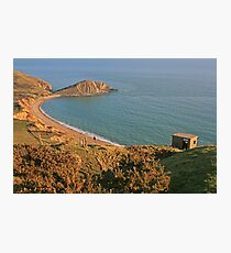 Worbarrow Bay and Tout Photographic Print