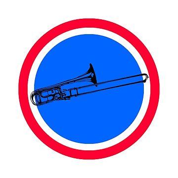 Trombone by andreclarke
