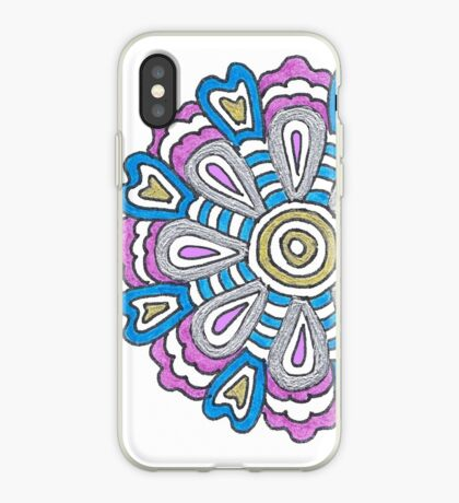 July's Mandala iPhone Case