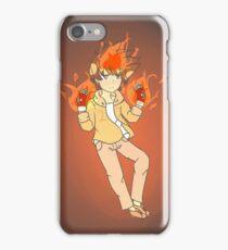 Hyper dying willing mode Tsunayoshi Sawada iPhone Case/Skin
