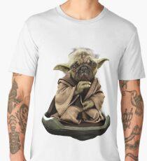 Yoda Pug Star Wars Tee Men's Premium T-Shirt