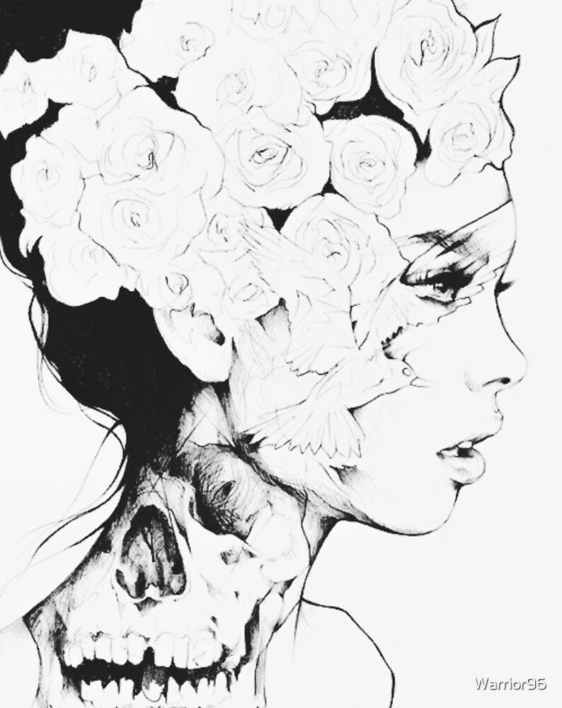 Flower girl by Warrior96