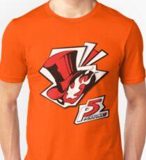 Persona 5 - Logo Unisex T-Shirt