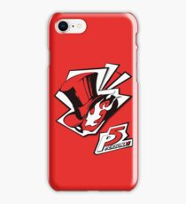 Persona 5 - Logo iPhone Case/Skin